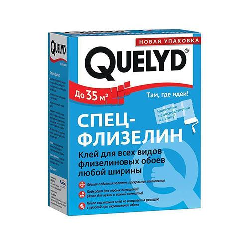 Клей обойный Quelyd 300гр спец флизелин