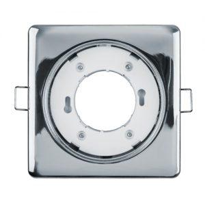 Светильник софит Navigator GX 53 квадратный хром