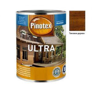 Pinotex Ultra 1л Тиковое дерево