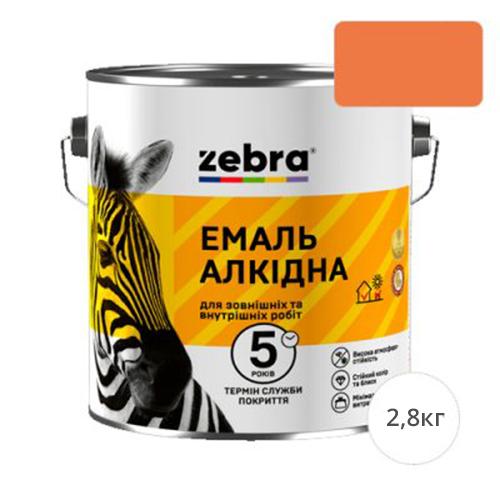 Zebra персик 2,8 кг