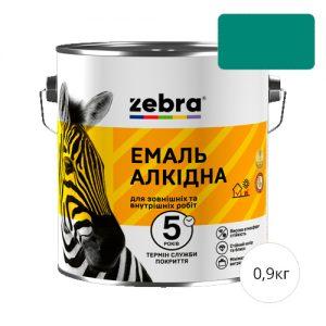 Zebra 0,9 Бирюзовая