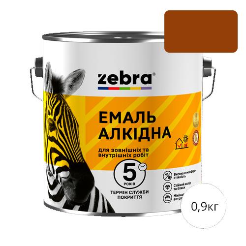 Zebra 0,9 Желто-коричневая