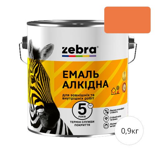 Zebra 0,9 Персик