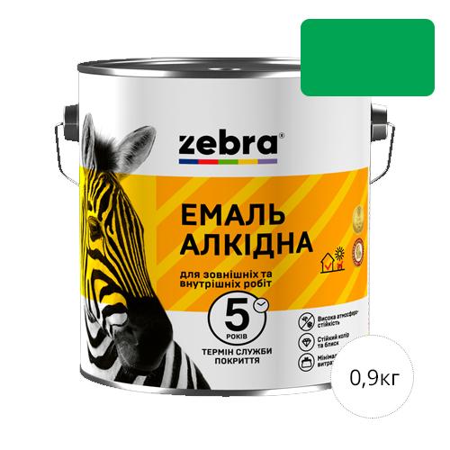 Zebra 0,9 Салатовая