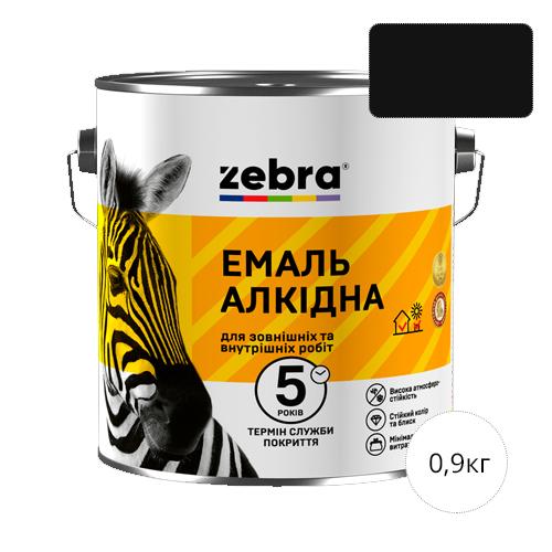 Zebra 0,9 Черная