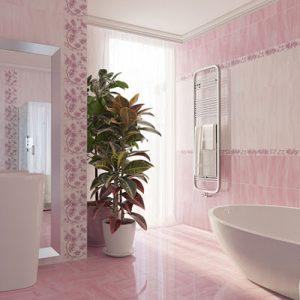 Агата розовая