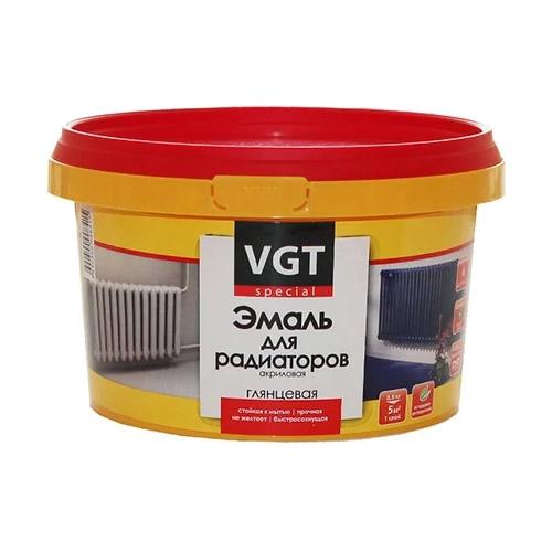 Эмаль VGT для радиаторов 0.5кг