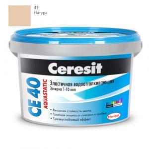 Ceresit CE 40 натура
