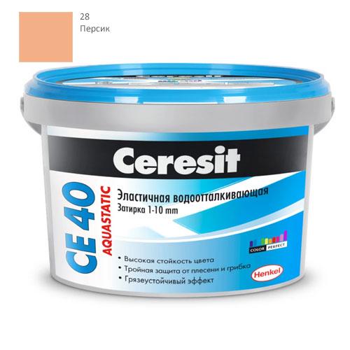 Ceresit 40 CE Персик