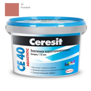 Ceresit 40 CE Розовый