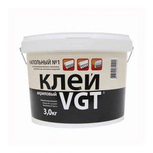 Клей напольный VGT 3