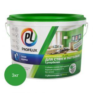 Краска profilux pl-04A 3кг