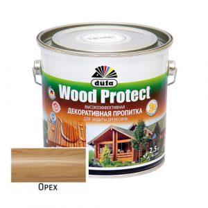 Пропитка Dufa Wood Protect Орех